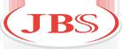 Logo da JBS vermelho e branco