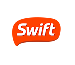 Logo da Swift