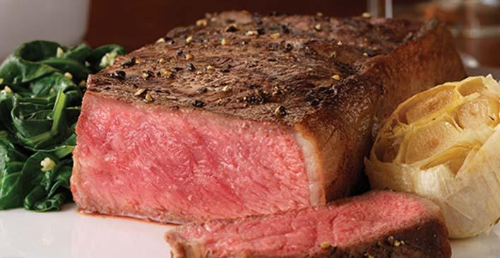 carne vermelha da AMH