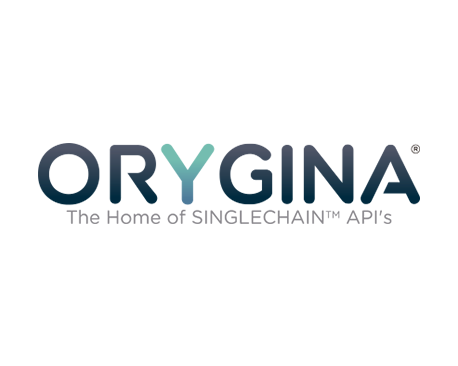 Logo Orygina the home of singlechain Api's