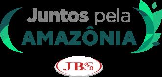 Logo do Projeto JBS Juntos pela Amazônia