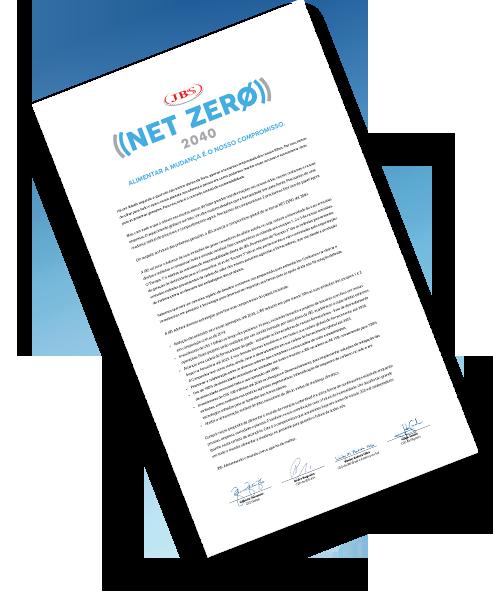 carta de compromisso net zero 2040 mobile